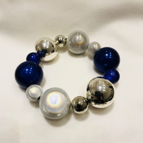 Bubble Bracelet in Suomi 100