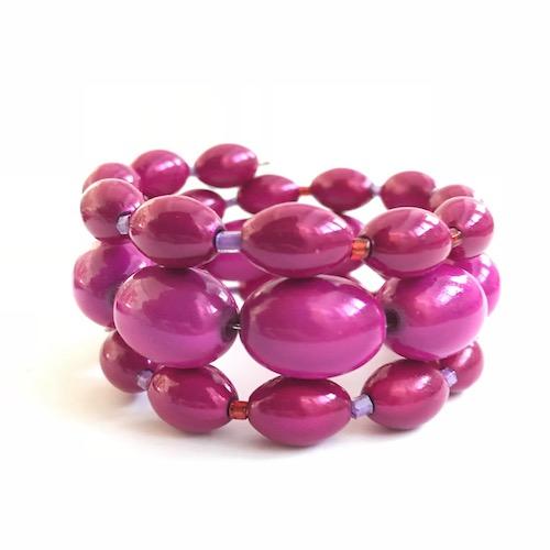 Libby Bracelet in Fuchsia