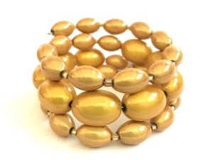Libby Bracelet in  Golden Yellow