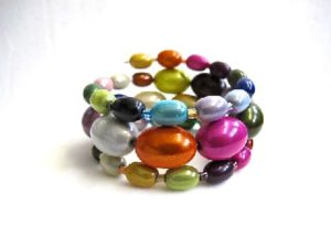 Libby Bracelet in Multicolor