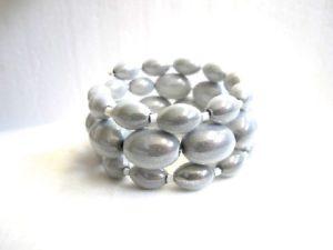 Libby Bracelet in White