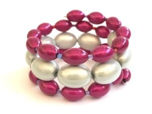 Libby Bracelet in Red