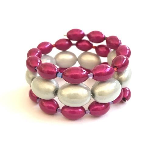 Libby Bracelet in Red