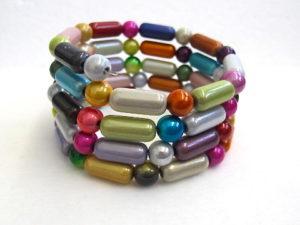 Tubing Multicolor Bracelet