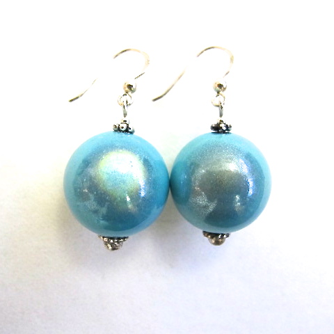 Anna Earrings in Turquoise