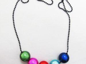 EazyBeezy Party Balls in Multicolor