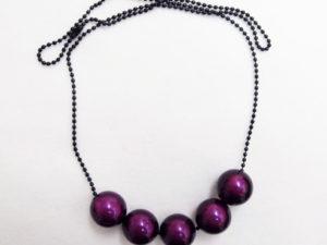 EazyBeezy Party Balls in Dark Purple